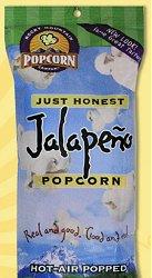 Jalepeno Popcorn