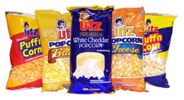 Utz Popcorn