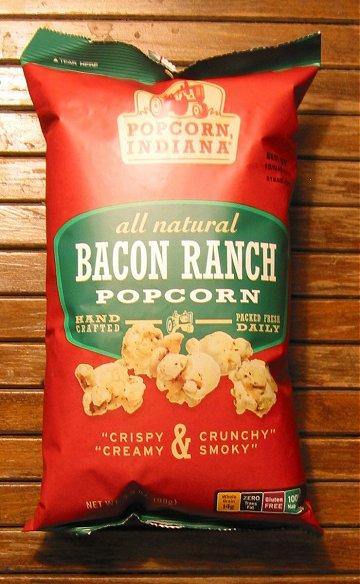 Popcorn Indiana: Bacon Ranch