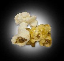 Ostimo Gourmet Popcorn: Classic Caramel Cheddar