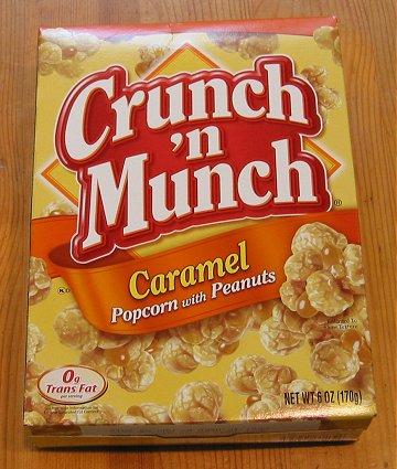 Crunch 'n Munch