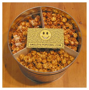 Smiley's Popcorn